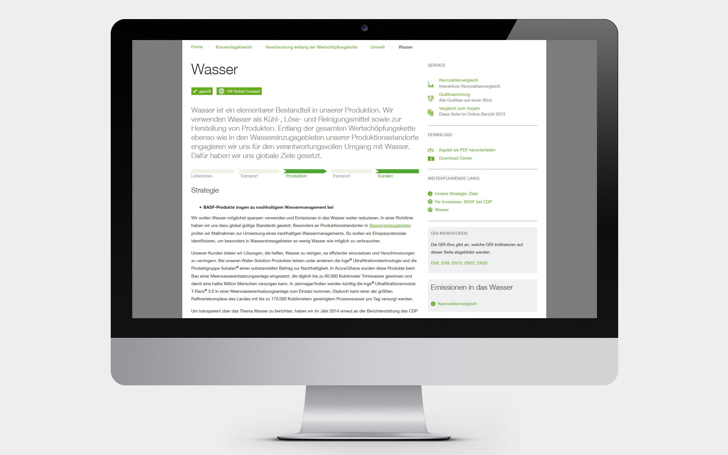 BASF Online-Bericht 2014
