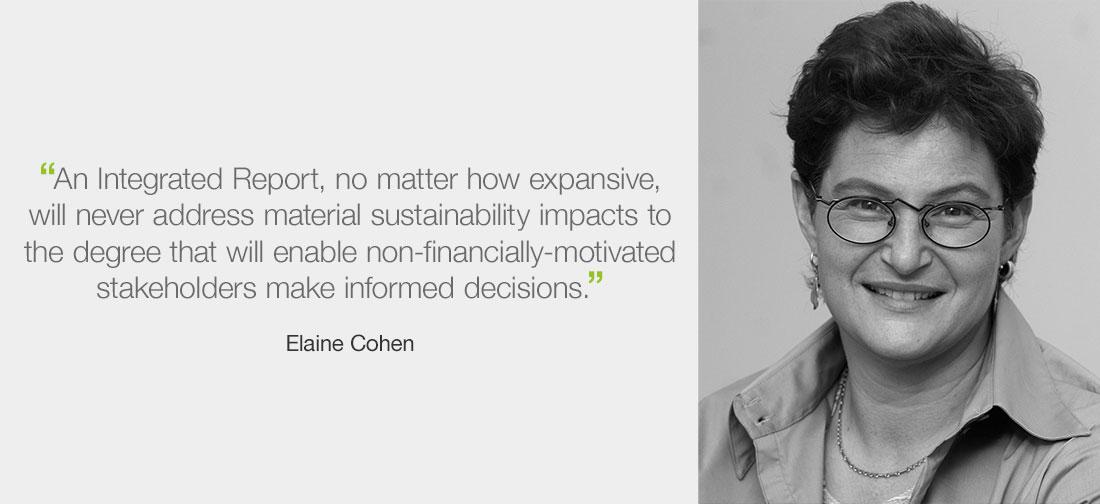 Elaine Cohen
