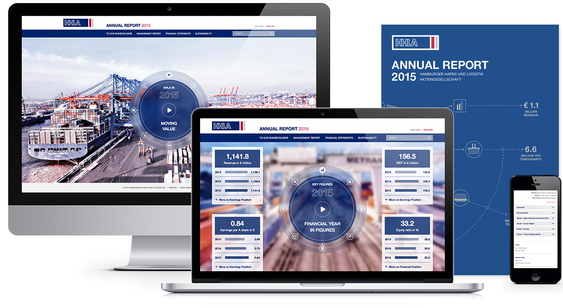 HHLA Geschäftsbericht - Online First