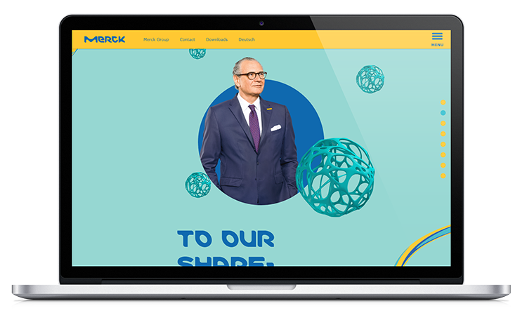 Merck Online Annual Report 2016