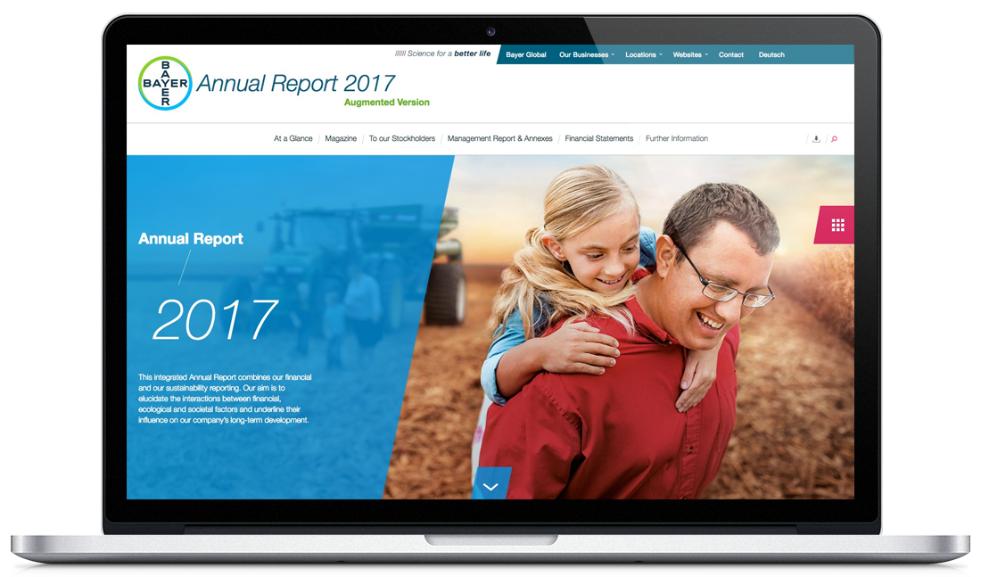 Examples for Online Annual Reports - nexxar lab