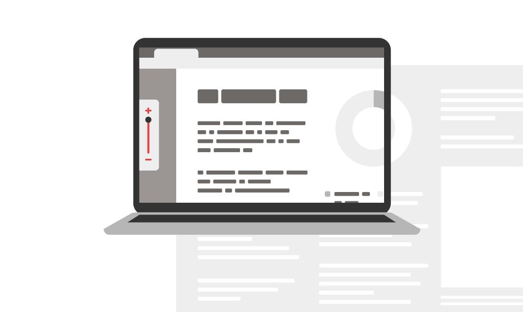 PDF im Querformat - Geschäftsbericht